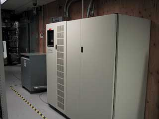 Uninterruptible power system